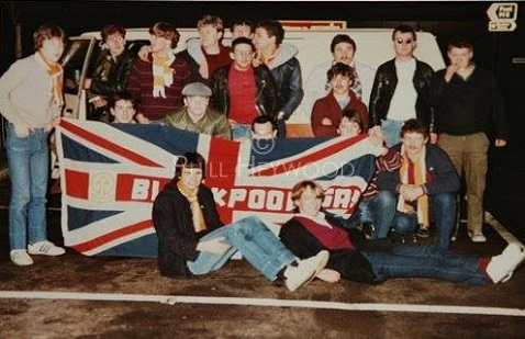 Blackpool Bisons Riot Squad