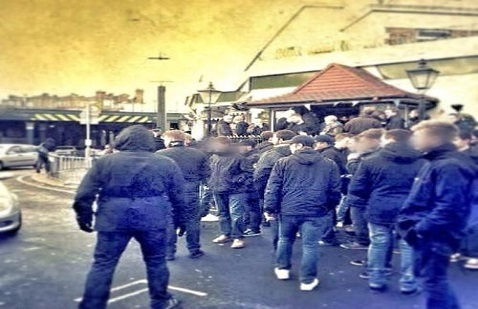 Crystal Palace Dirty 30 Hooligans